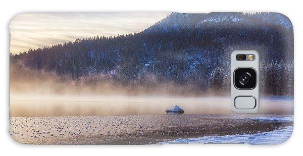 Winter Mist Galaxy Case