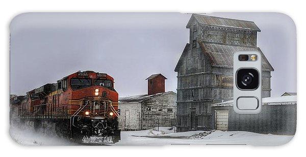 Winter Mixed Freight Through Castle Rock Galaxy Case