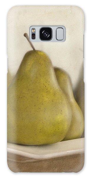 Winter Pears Galaxy Case