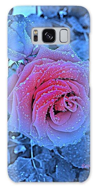 Winter-rose Galaxy Case