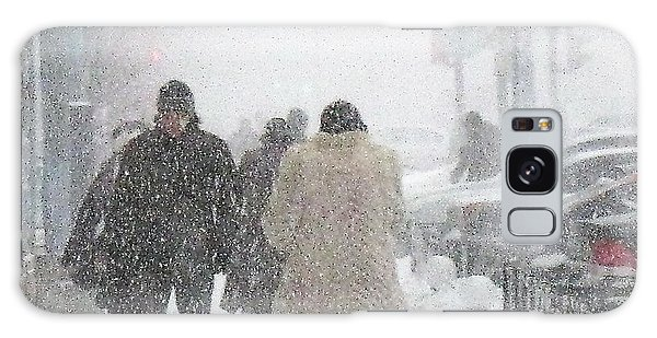 Winter Russia Peterburg Galaxy Case by Yury Bashkin