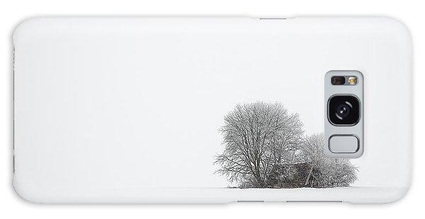 Higher Galaxy Case - Winter Silence by Tom Meier