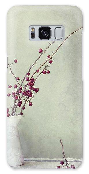 Still Galaxy Case - Winter Still Life by Priska Wettstein