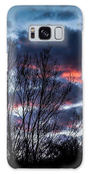 Winter Sunrise 2 Galaxy Case