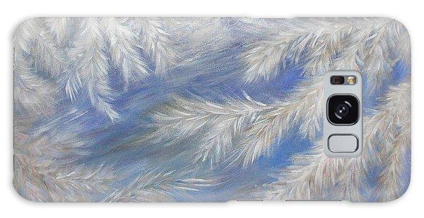 Winter Walk Galaxy Case by Joanne Smoley