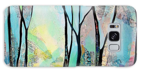 Tree Galaxy Case - Winter Wanderings I by Shadia Derbyshire