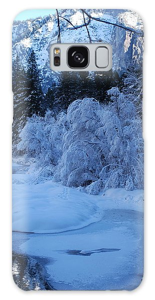 Winter Wonderland 1 Galaxy Case