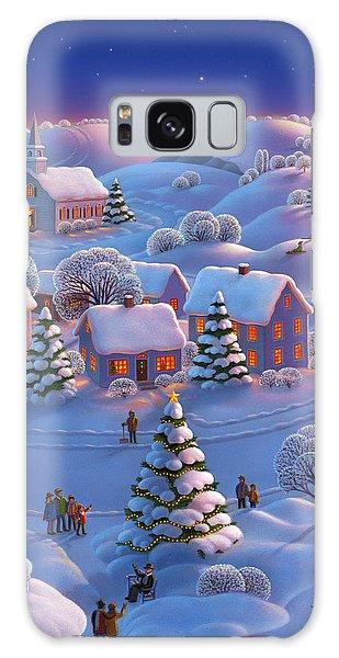 Americana Galaxy Case - Winter Wonderland  by Robin Moline