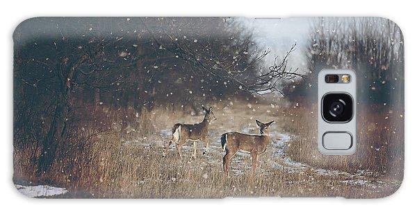 Winter Galaxy Case - Winter Wonders by Carrie Ann Grippo-Pike
