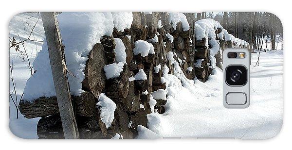 Winter Wood Supply Galaxy Case