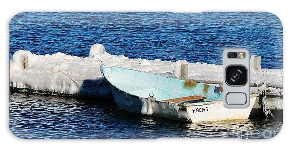 Winter Yacht Galaxy Case