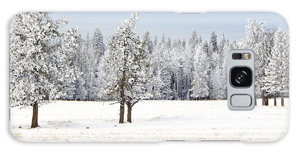 Winter's Coat Galaxy Case