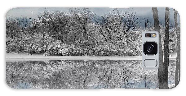 Winters Delight 6 Galaxy Case by Cedric Hampton