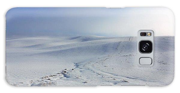 Winters Mist Galaxy Case
