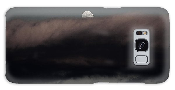 Winter's Moon Galaxy Case