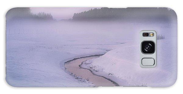 Stream Galaxy Case - Winters Mystique by Christian Lindsten