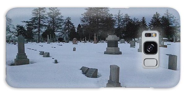 Winters Rest Galaxy Case