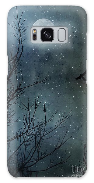 Winter's Silence Galaxy Case