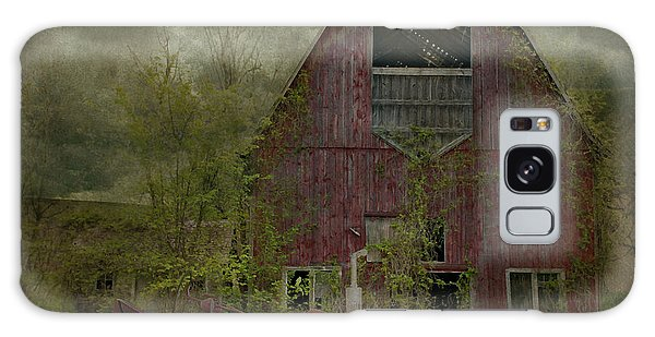 Wisconsin Barn 3 Galaxy Case