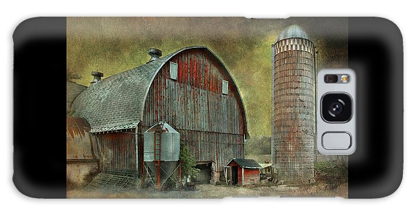 Wisconsin Barn - Series Galaxy Case