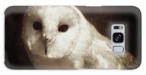 Wisdom Of An Owl Galaxy Case