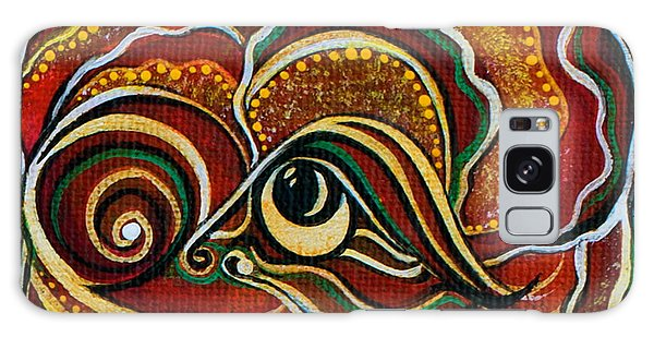Wisdom Spirit Eye Galaxy Case