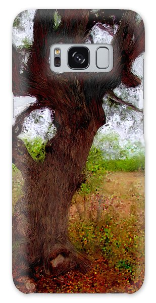 Da214 Wise Old Tree By Daniel Adams Galaxy Case