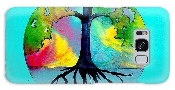 Wishing Tree Galaxy Case