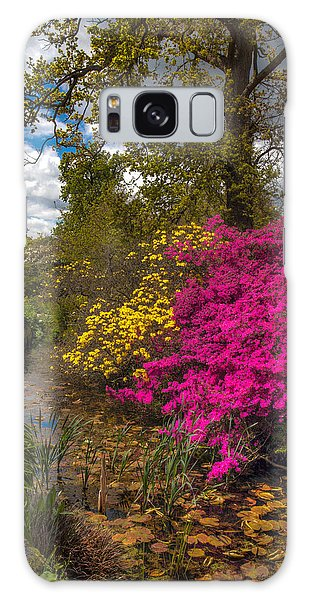 Wisley Garden Galaxy Case by Ross Henton