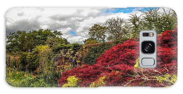 Wisley Garden Wall Galaxy Case