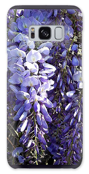 Wisteria II Galaxy Case