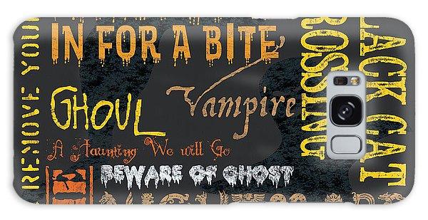 Nightmare Galaxy Case - Witchcraft by Debbie DeWitt