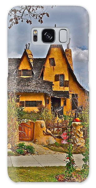 Witches House Galaxy Case