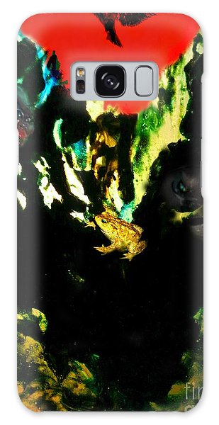 Witches' Sabbath Galaxy Case