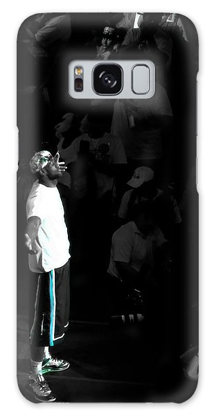Witness Lebron James Galaxy Case by J Anthony