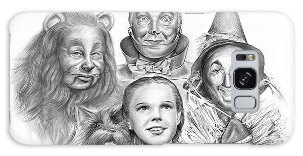 Wizard Of Oz Galaxy Case by Greg Joens