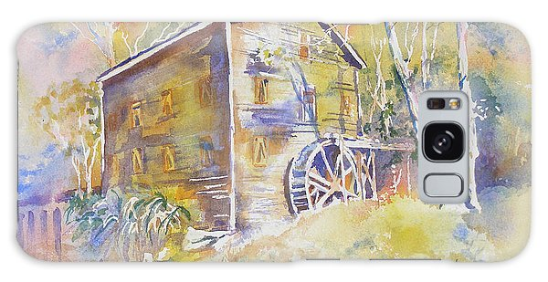Wolf Creek Grist Mill Galaxy Case