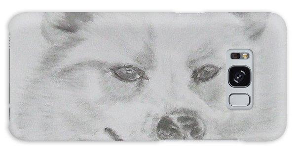 Wolf The Husky Galaxy Case