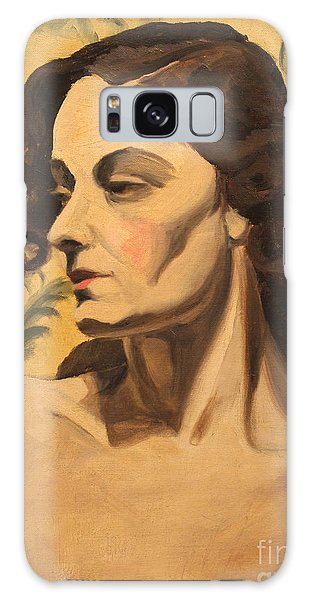 Woman Of 1938 Galaxy Case