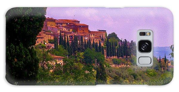 Wonderful Tuscany Galaxy Case by Dany Lison