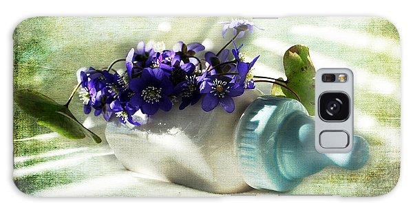 Wonders Happen In The Spring Galaxy Case by Randi Grace Nilsberg