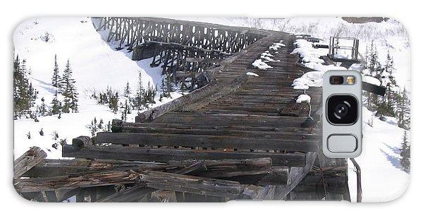 Wood Bridge Galaxy Case