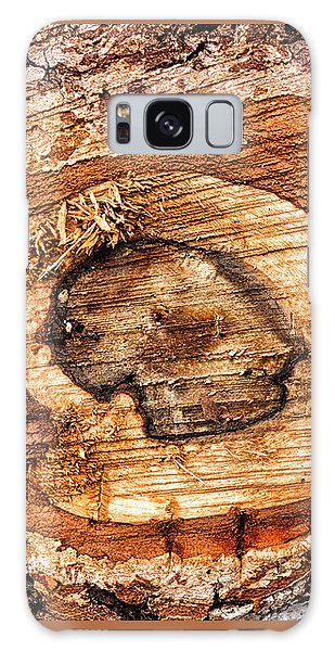 Wood Detail Galaxy Case