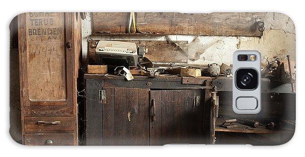 Wood Mill #1 Galaxy Case