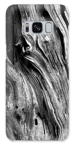 Wood Galaxy Case