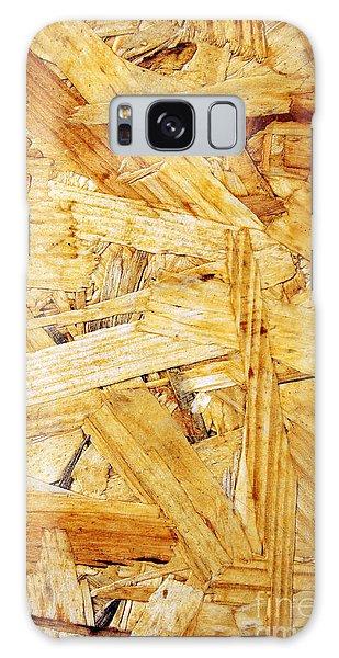 Recycle Galaxy Case - Wood Splinters Background by Carlos Caetano