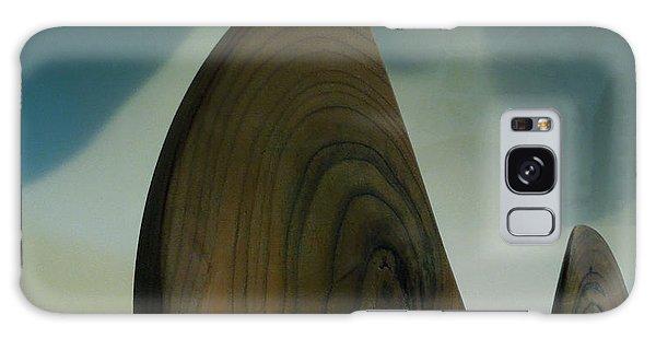 Wood Zen Harmony Galaxy Case