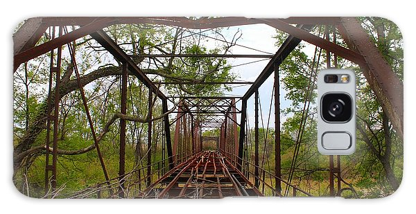 Woodburn Bridge Indianola Ms Galaxy Case