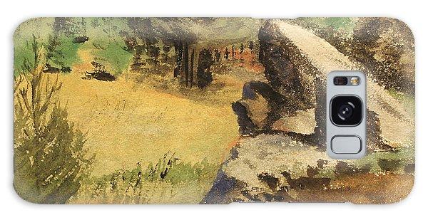 Wooded Outcrop - North Carolina   1939  Galaxy Case