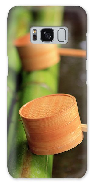 Kansai Galaxy Case - Wooden Ladles Are Placed by Paul Dymond